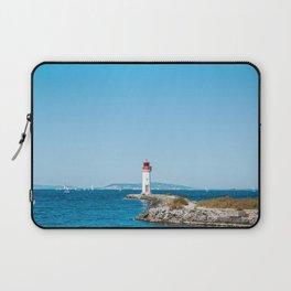 Le Phare/The Lighthouse Laptop Sleeve
