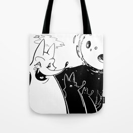 Night of The Wulf-Gang Tote Bag
