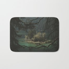 Framed by Nature - Landscape Photography Bath Mat