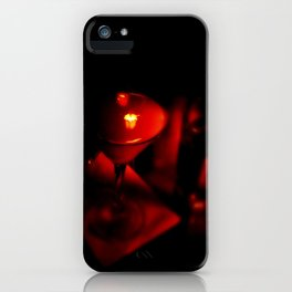 Waiting for Red iPhone Case