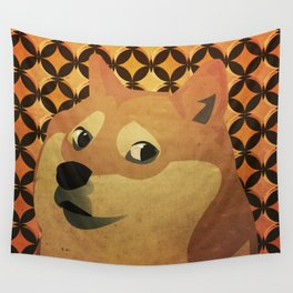 Doge Wall Tapestry