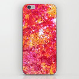 Abstract Paint Phone Case iPhone Skin