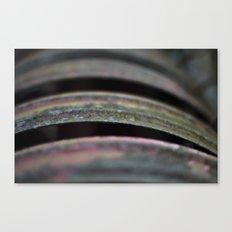 Rainrust Canvas Print