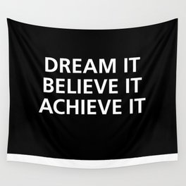 Motivational Wall Tapestry