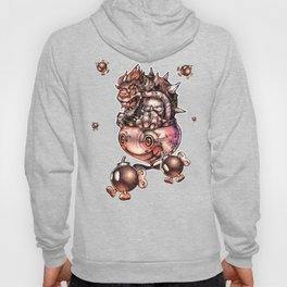 BOMBS AWAY BOWSER Hoody
