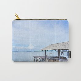 The docks of Koh Lanta Carry-All Pouch