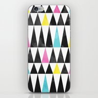 Just Tri Me! iPhone & iPod Skin