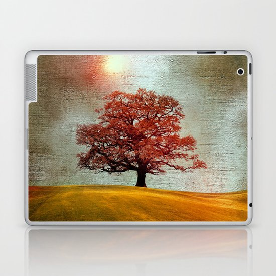 Energy & love (colour option) Laptop & iPad Skin