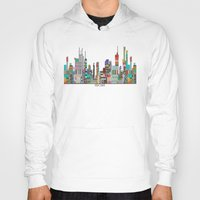 melbourne Hoodies featuring Melbourne by bri.buckley