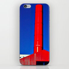 The Red Factory iPhone & iPod Skin