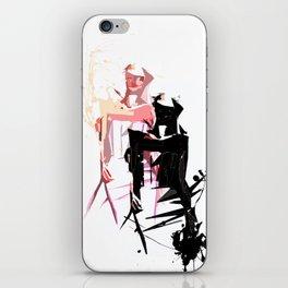 Fashion #2 iPhone Skin