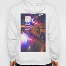 Taxi NYC Life (Color) Hoody