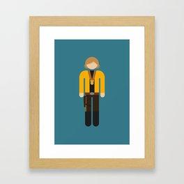 Luke 04 Framed Art Print