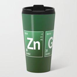 Breaking Bazinga Travel Mug