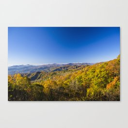 The perfect space  Canvas Print