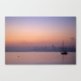 SF Bay Canvas Print