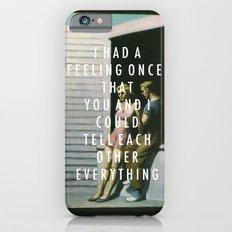 Summer Weekend Slim Case iPhone 6s