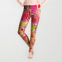Daisies for Mum Leggings
