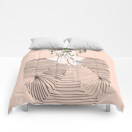 Shirt lines Comforters