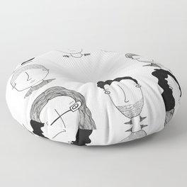 Sense8 Floor Pillow