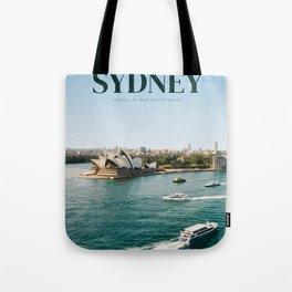 Visit Sydney Tote Bag