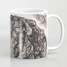 Grey Moutain by Gerlinde Streit Coffee Mug