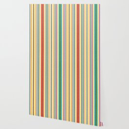 retro stripe Wallpaper