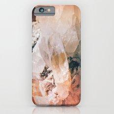 Dreamy Large Quartz Crystals Slim Case iPhone 6