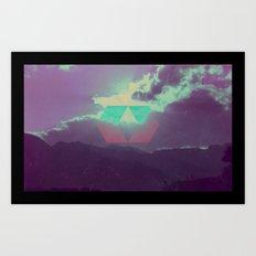 \/ Art Print