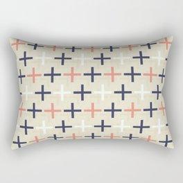 Midcentury Pattern 04 Rectangular Pillow