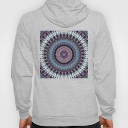 Mandala for Winter Mood Hoody