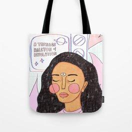 Halcyon Tote Bag