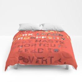 Good planning Comforters