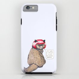 Cat Style iPhone Case