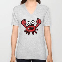 Crab Luigi Unisex V-Neck