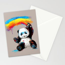 Giant Painter Stationery Cards