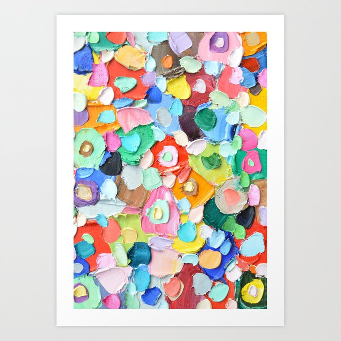 Barnacle Party Art Print