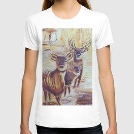 Curious | Curieux T-shirt