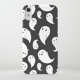 Phantom Paisley. iPhone Case