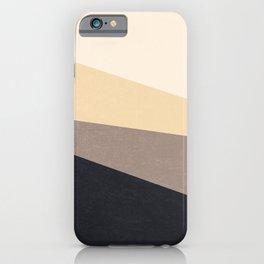 Stripe VI Panama iPhone Case