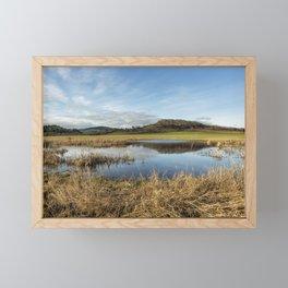 William L Finley National Wildlife Refuge Framed Mini Art Print