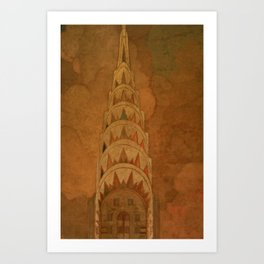 Empire - Chrysler Art Print