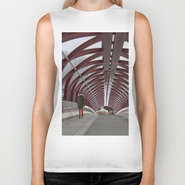 Peace Bridge Biker Tank