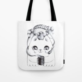 Sushi Frenzy Tote Bag