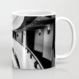 Hotel stairs. Coffee Mug