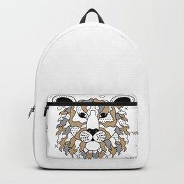 Tiger Chocolat Backpack