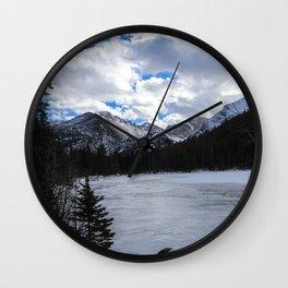 Bear Lake, Colorado Wall Clock