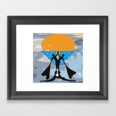 man power2 Framed Art Print