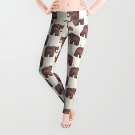Elephant's butt Leggings