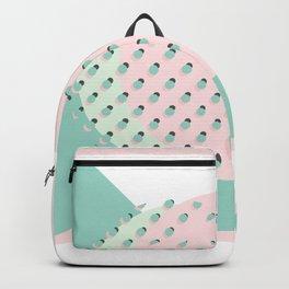 minimalist cactus Backpack